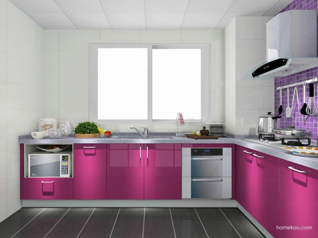 紫晶魅影橱柜F13049