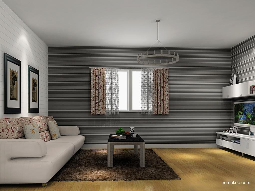 浪漫主义客厅家具D13861