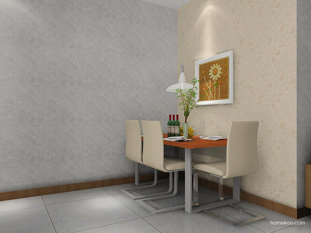 新实用主义餐厅家具E10884
