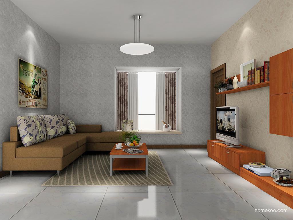 新实用主义客厅家具D13895