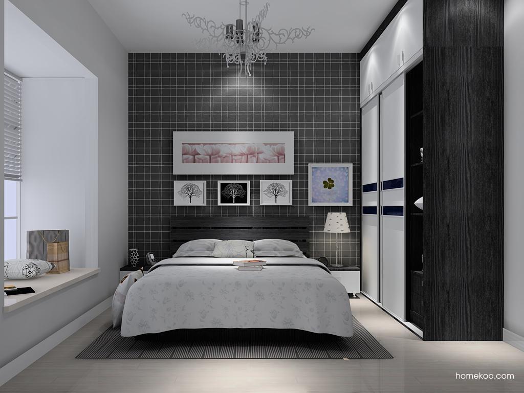 简约主义卧房家具A14330