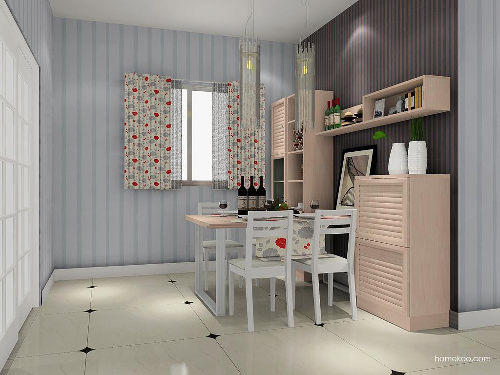 北欧阳光餐厅家具E10898