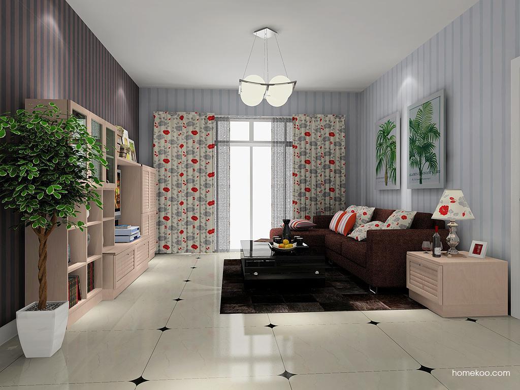 北欧阳光客厅家具D13909