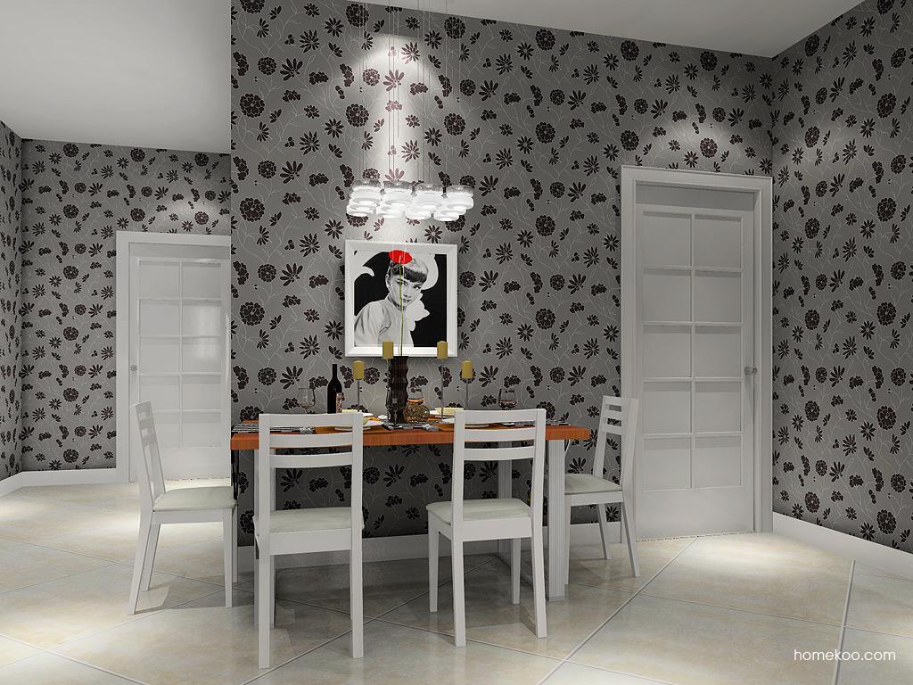德国森林餐厅家具E10897