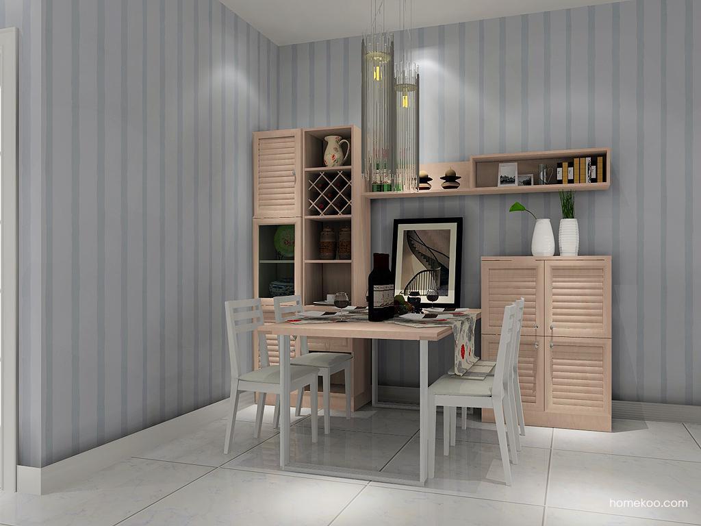 北欧阳光餐厅家具E10909