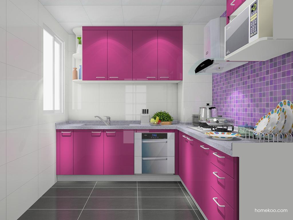 紫晶魅影橱柜F13492