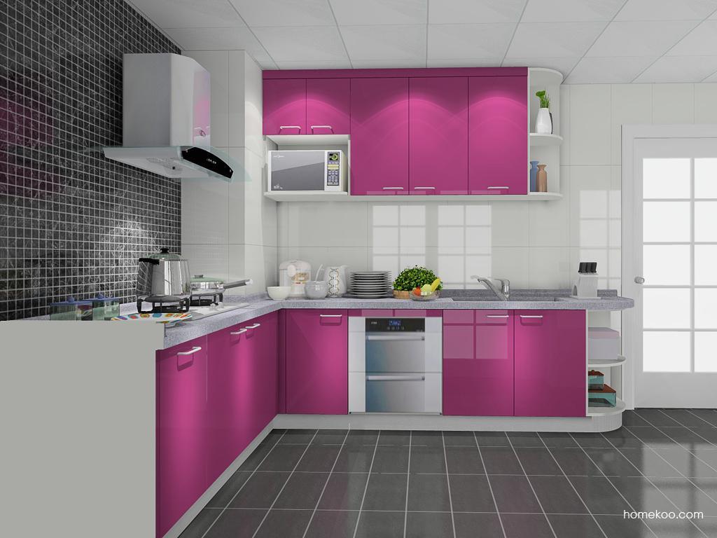 紫晶魅影橱柜F13551