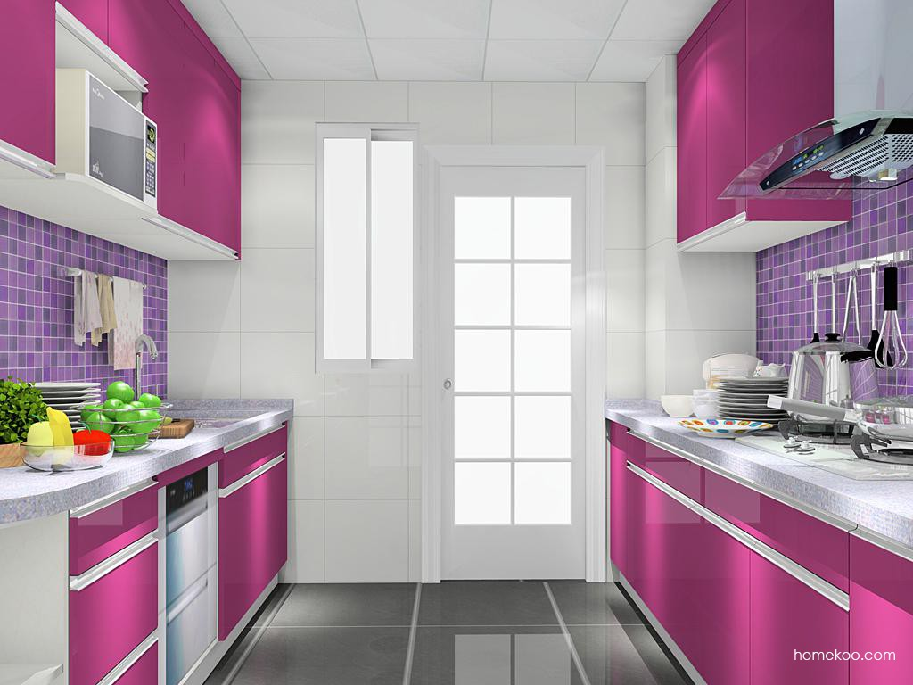 紫晶魅影橱柜F13585