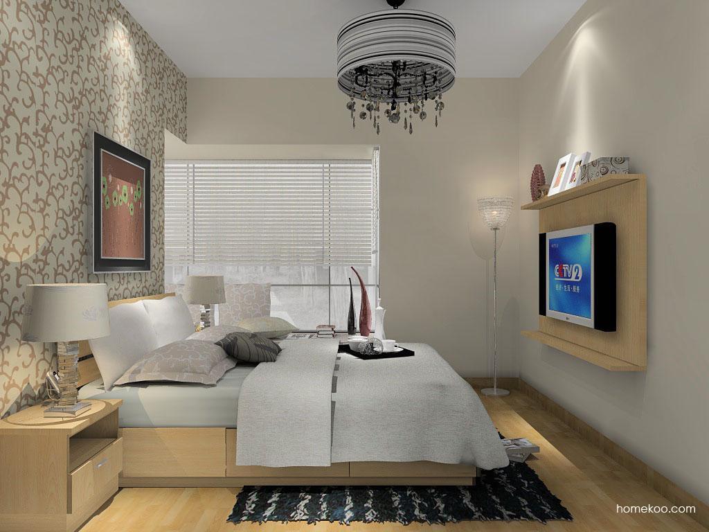 新实用主义卧房家具A14395