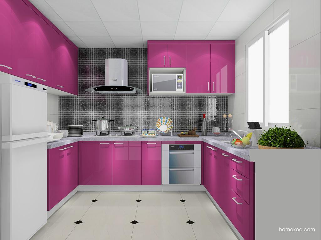 紫晶魅影橱柜F13591