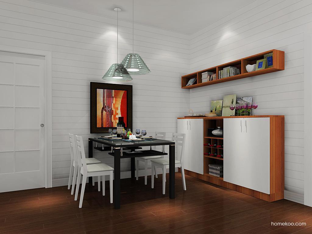 新实用主义餐厅家具E10948