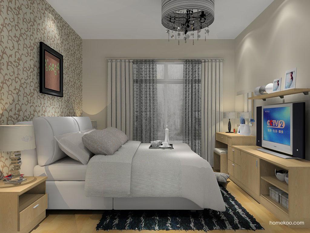 新实用主义卧房家具A14495