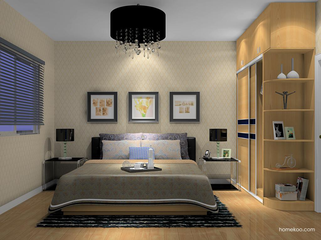 新实用主义卧房家具A14504
