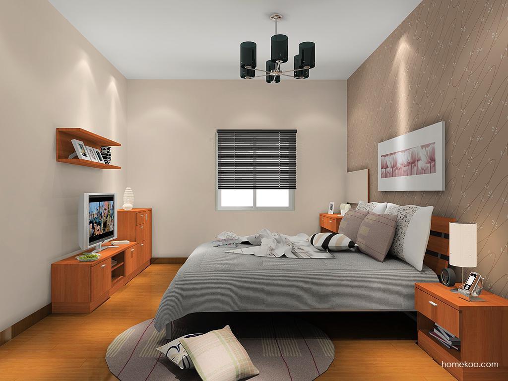 新实用主义卧房家具A14523