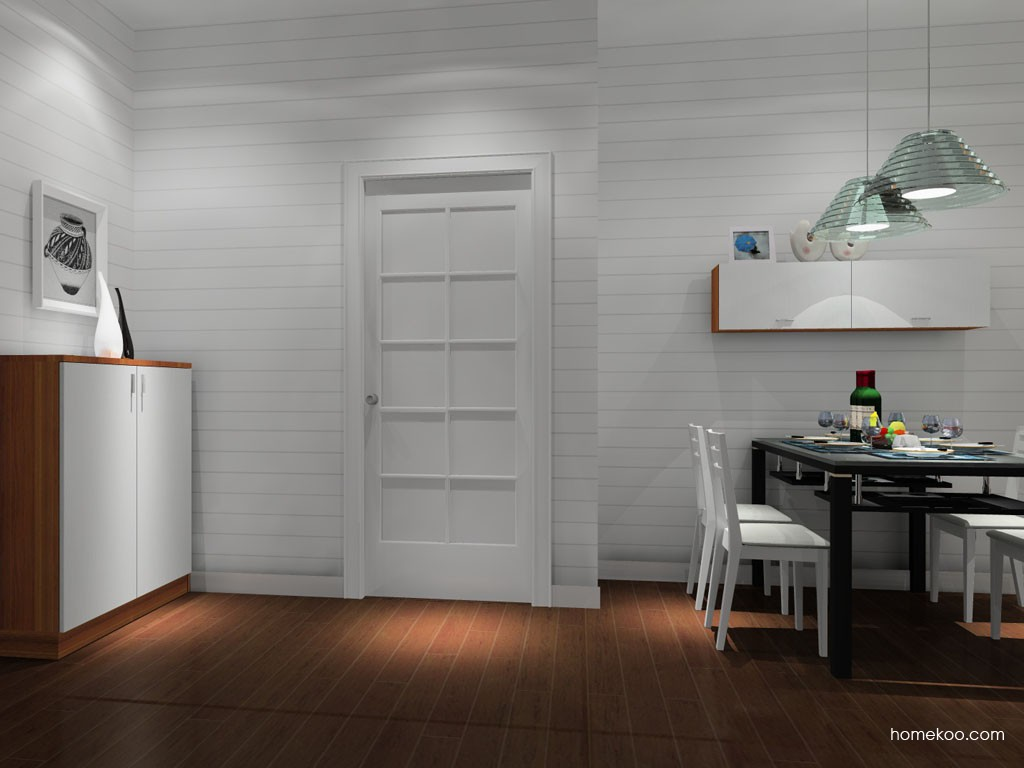 新实用主义餐厅家具E11017