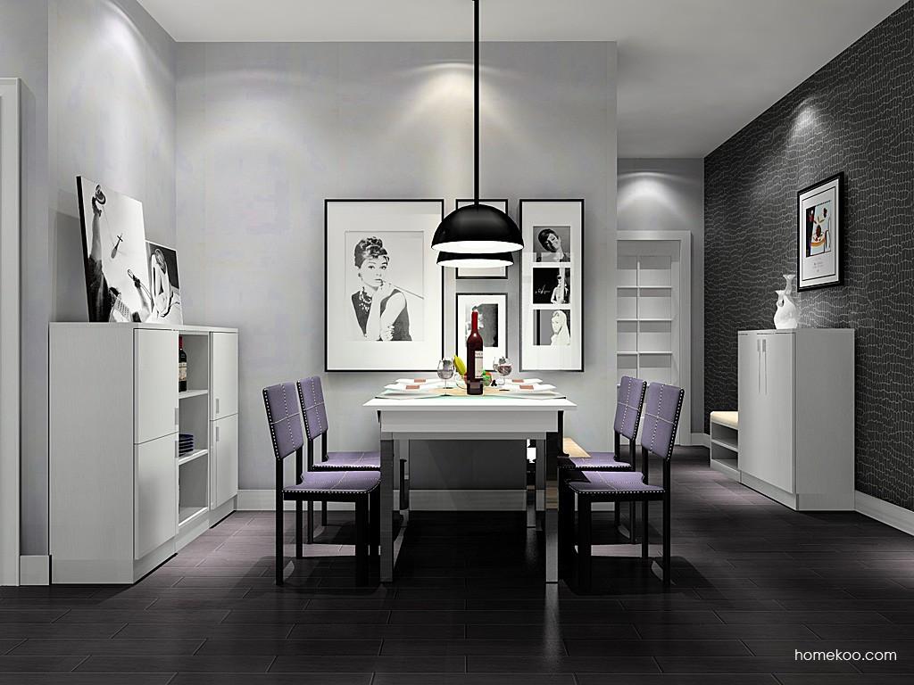 新实用主义餐厅家具E11026