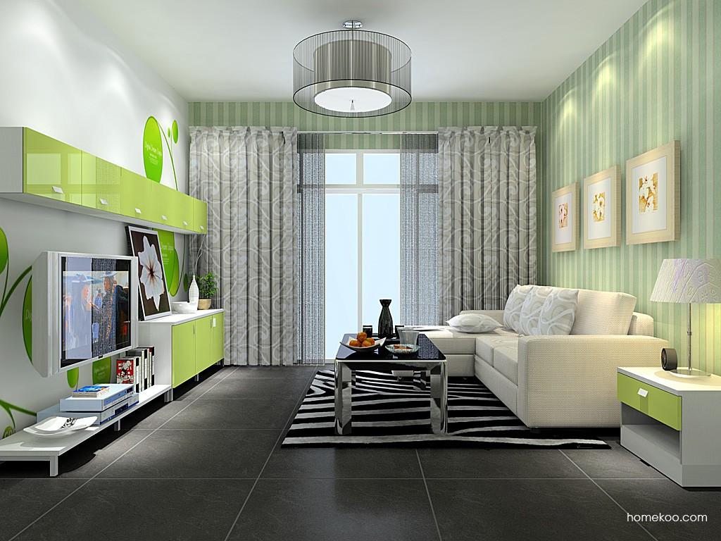 浪漫主义客厅家具D14044