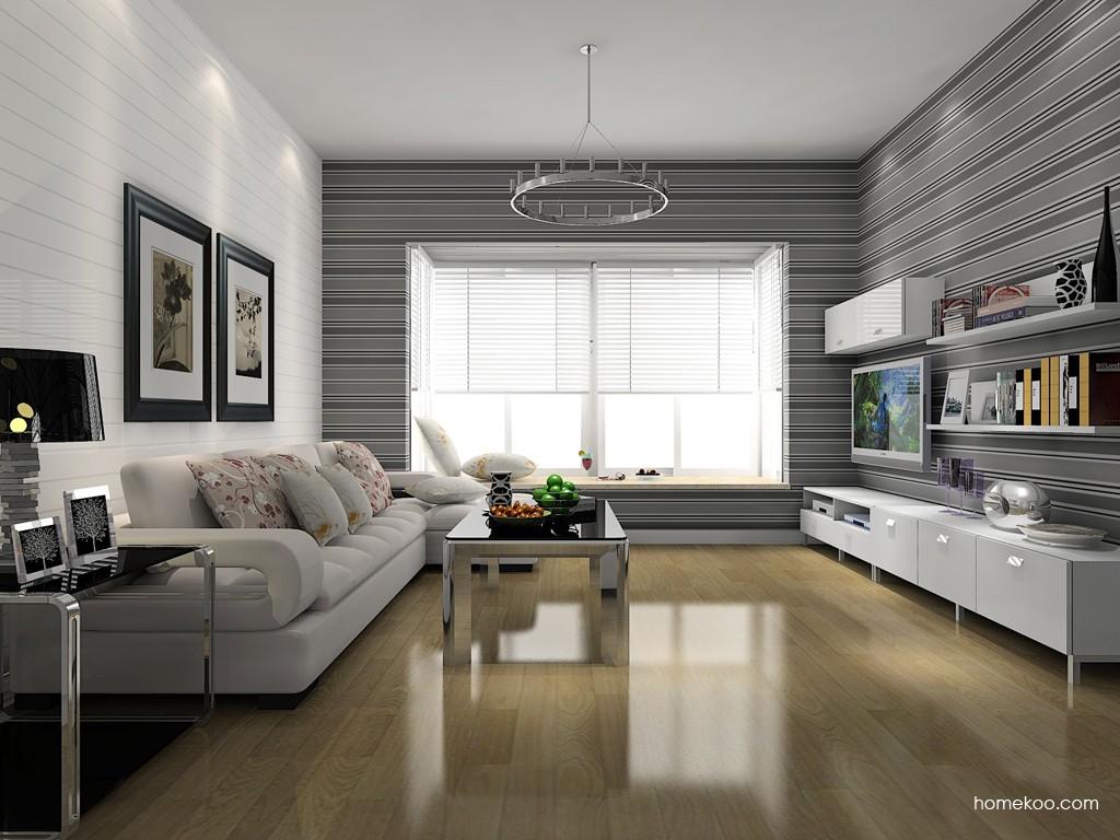 浪漫主义客厅家具D14055