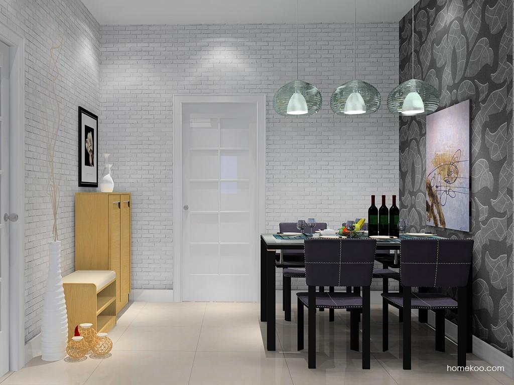 北欧阳光餐厅家具E11091