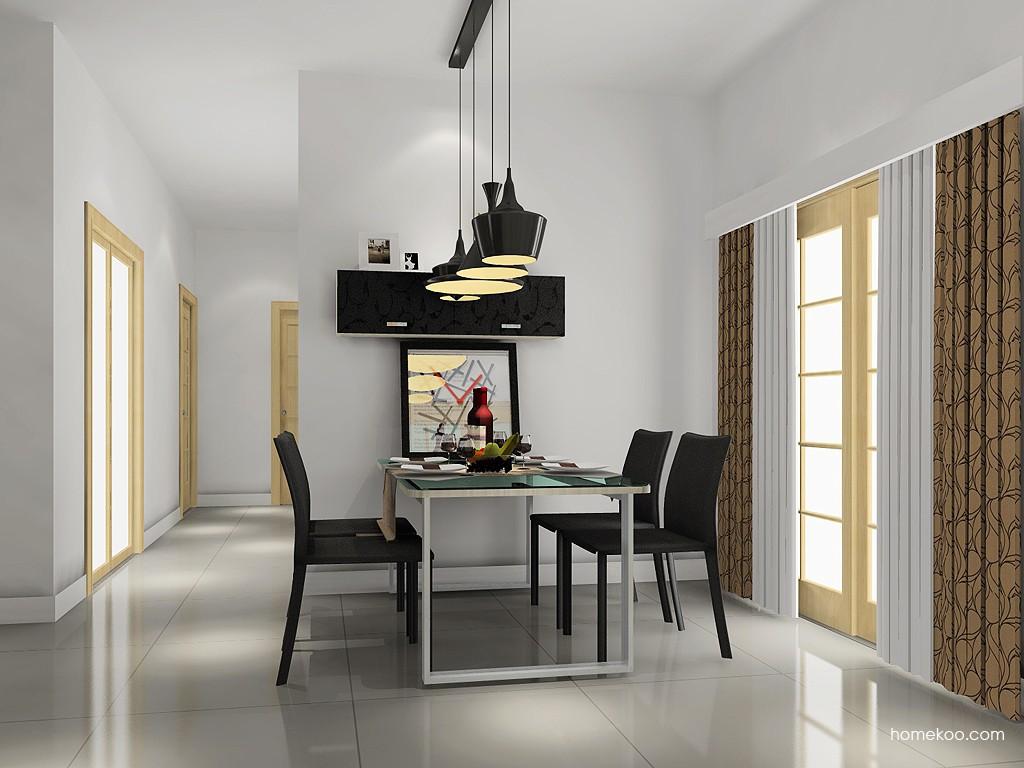 餐厅家具E11096
