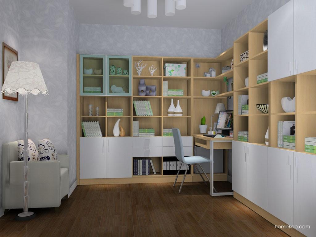 新实用主义书房家具C14772