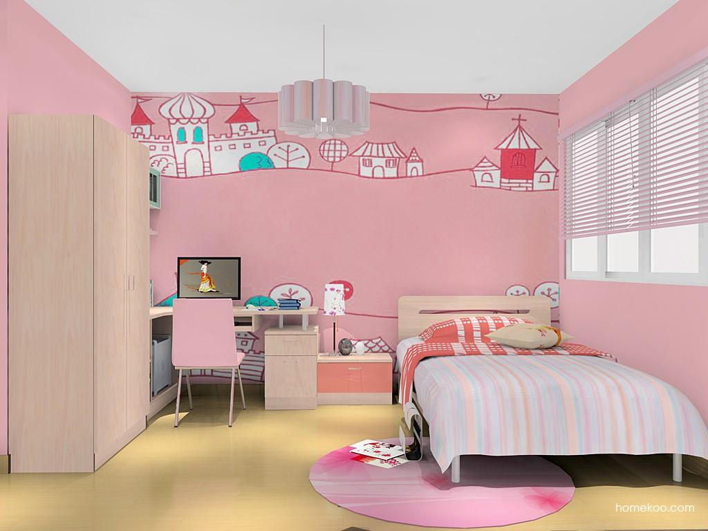 女孩的梦青少年房B12541