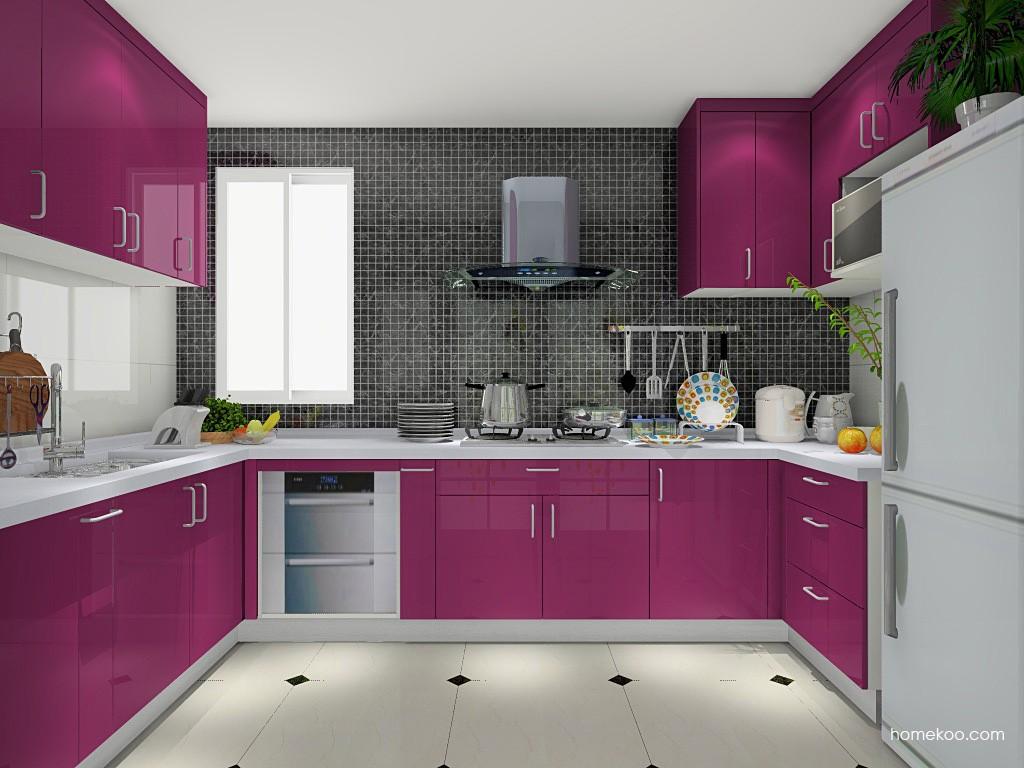紫晶魅影橱柜F13778