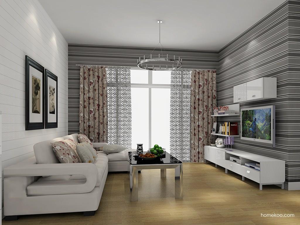 浪漫主义客厅家具D14150
