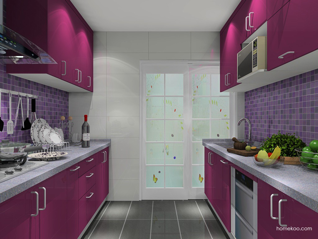 紫晶魅影橱柜F13914