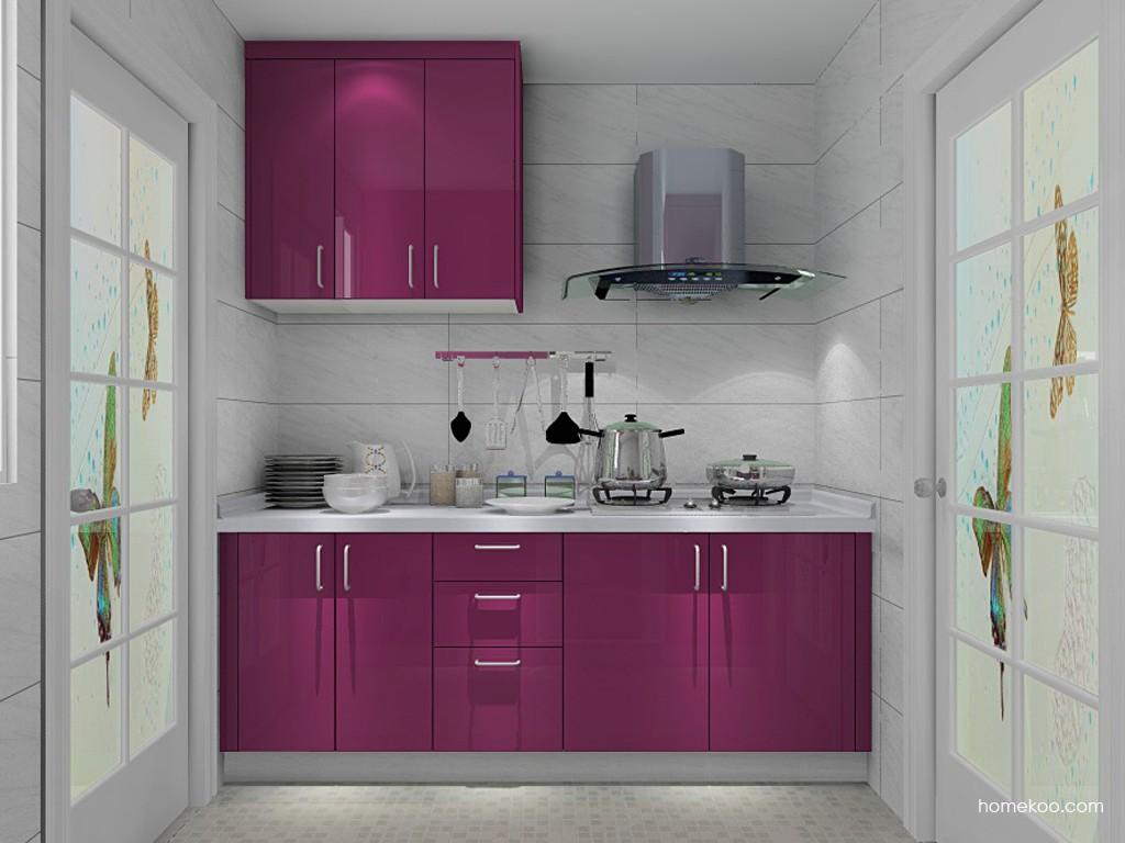紫晶魅影橱柜F13912