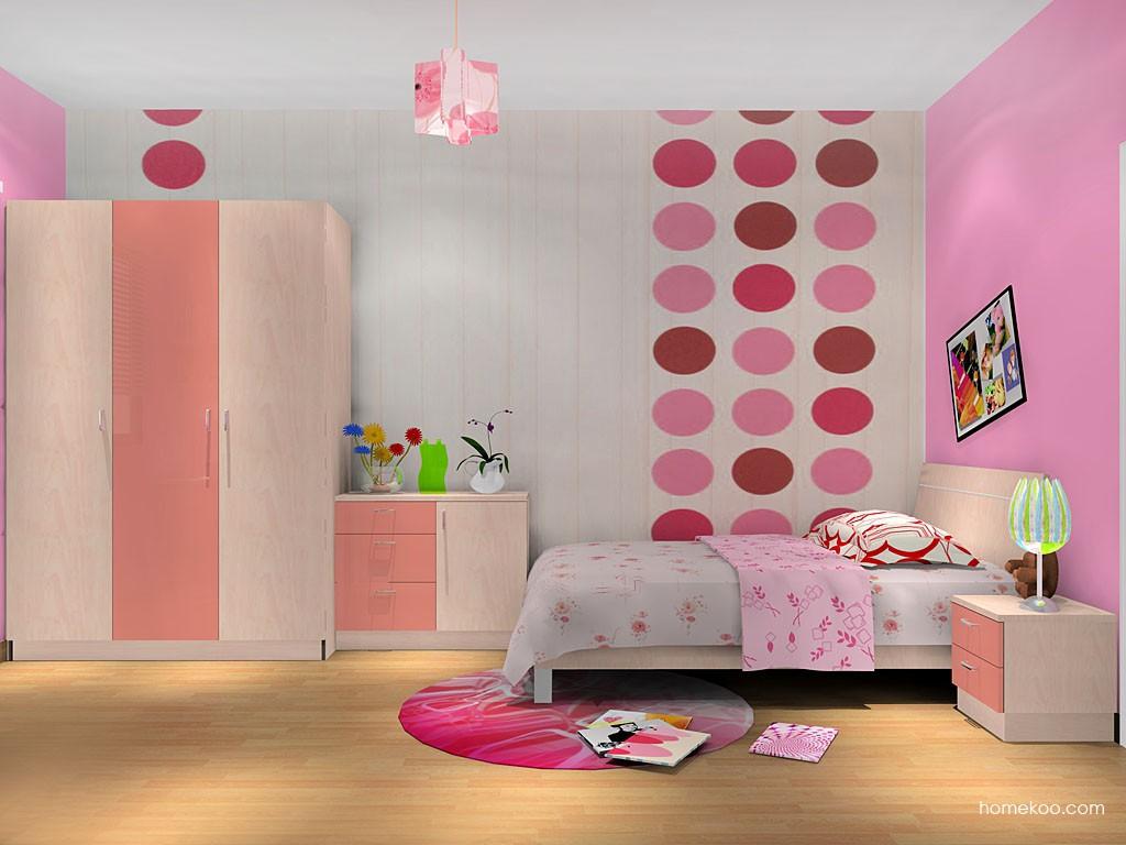 女孩的梦青少年房B12605