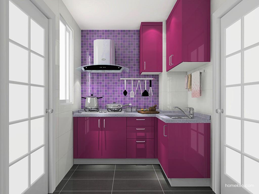 紫晶魅影橱柜F13953