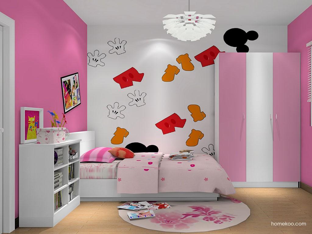 女孩的梦青少年房B12664