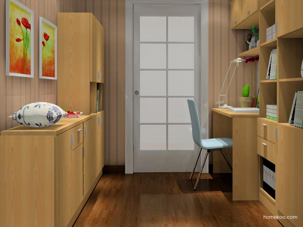 新实用主义书房家具C15019