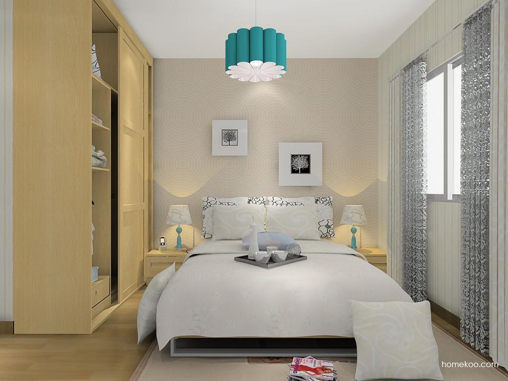 丹麦本色卧房家具A14929
