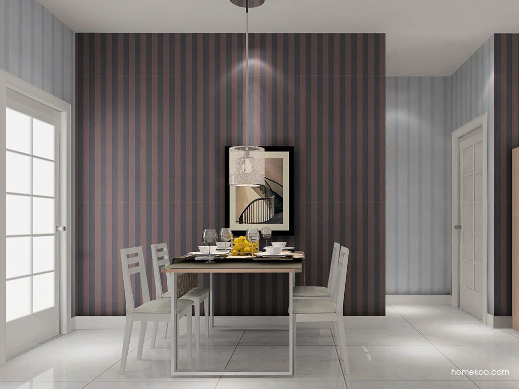 北欧阳光餐厅家具E11189