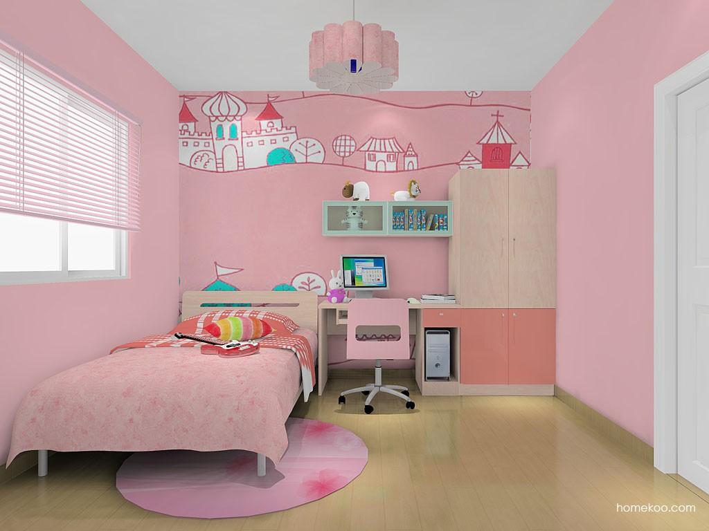 女孩的梦青少年房B12810
