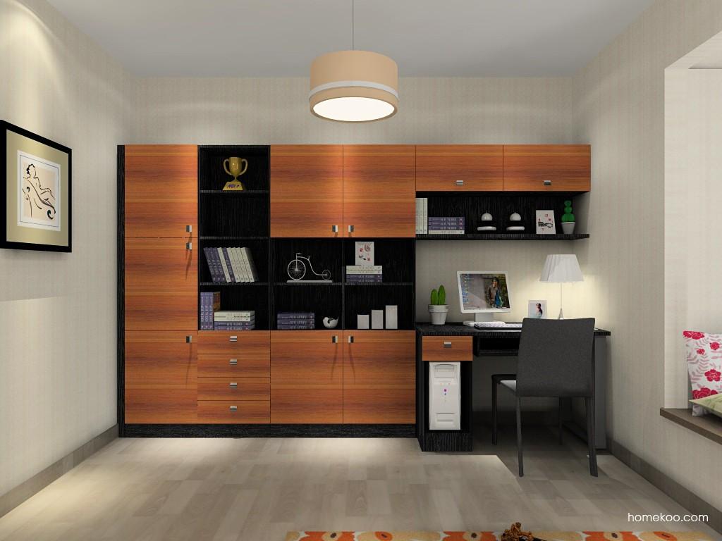 德国森林书房家具C15095