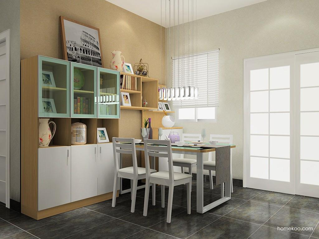新实用主义餐厅家具E11205