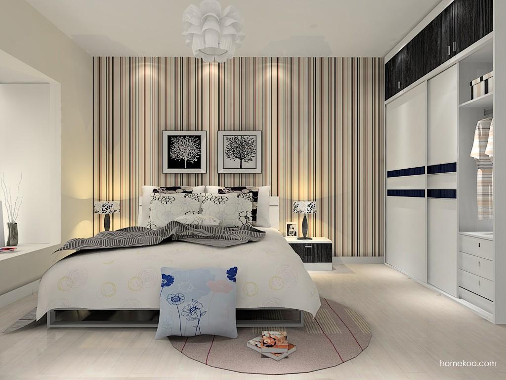 简约主义卧房家具A15139