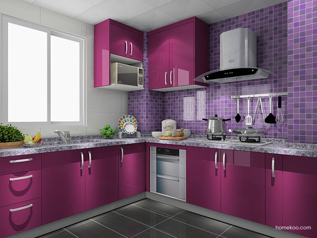 紫晶魅影橱柜F14159