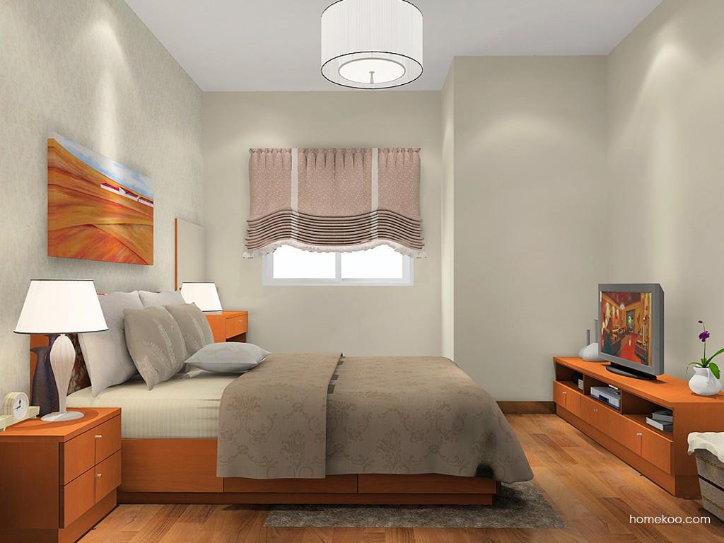 加州梦卧房家具A15345