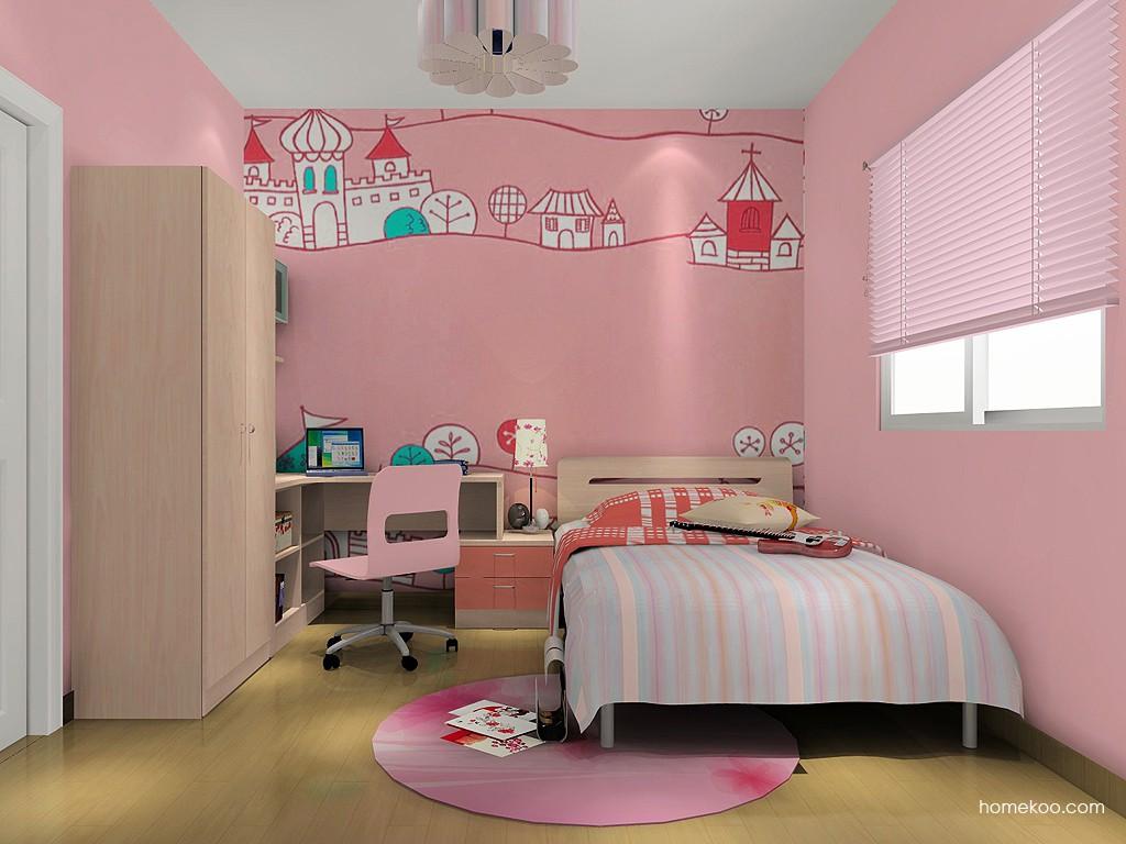 女孩的梦青少年房B15307