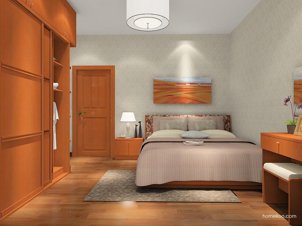 加州梦卧房家具A15371
