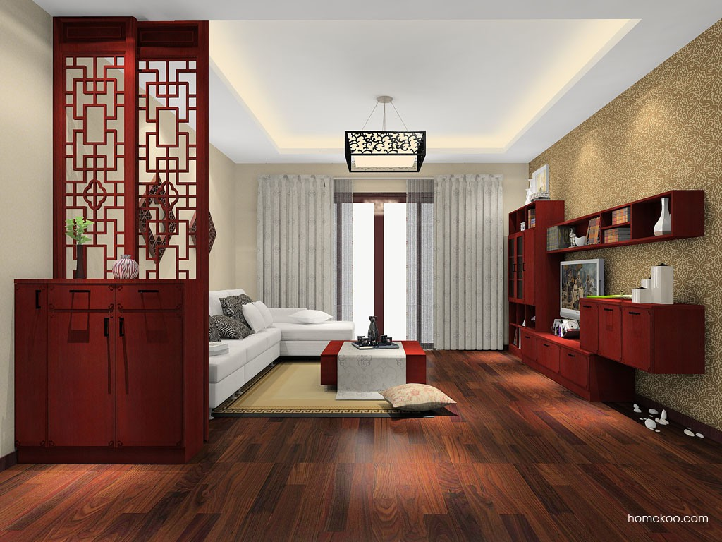 中国韵客厅家具D14307