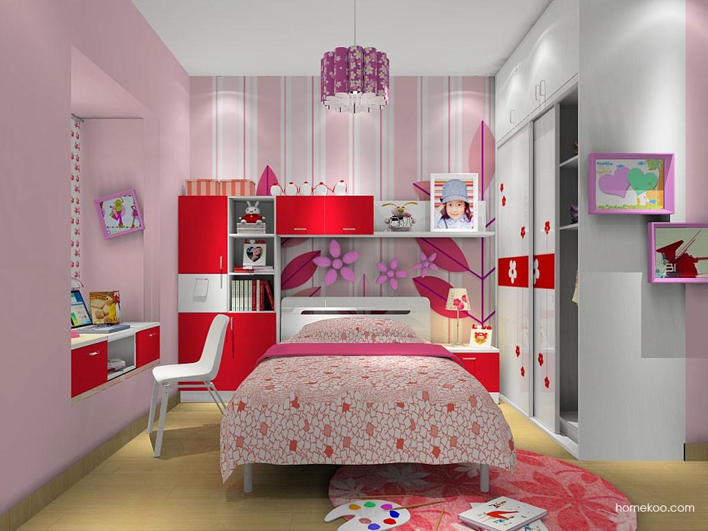 女孩的梦青少年房B15345