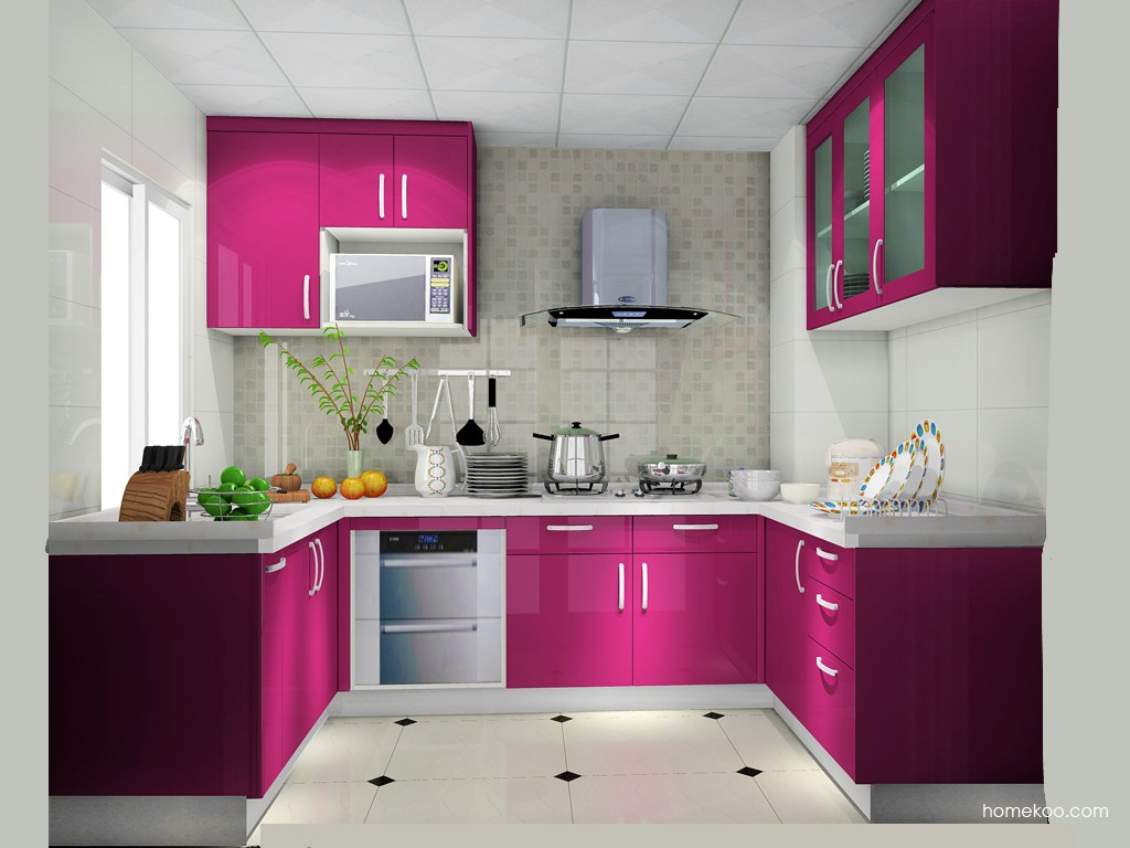 紫晶魅影橱柜F14356