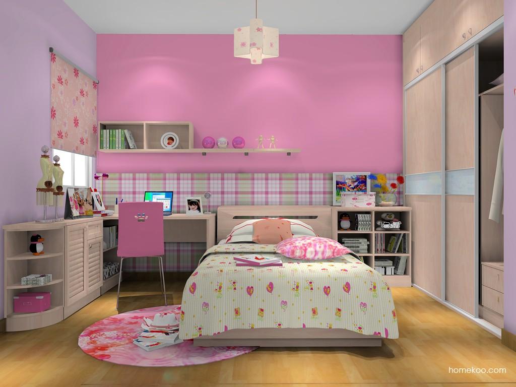 女孩的梦青少年房B15383