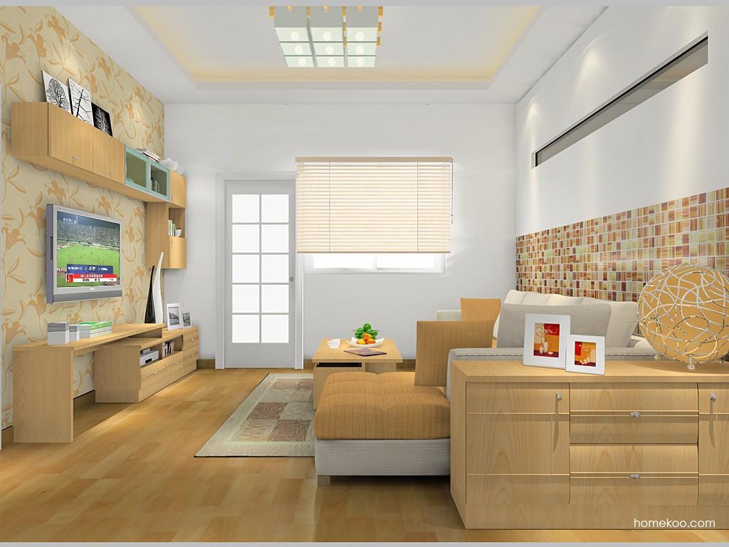 北美枫情客厅家具D14383