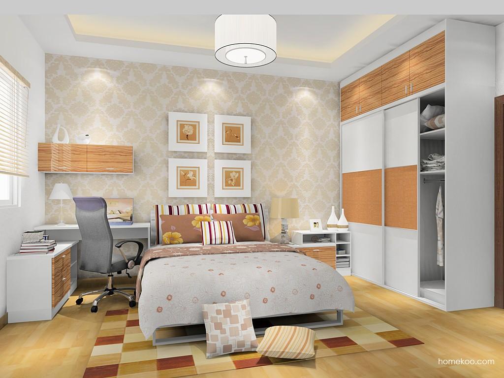 新实用主义卧房家具A15501